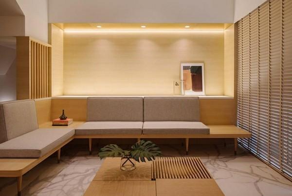 Japandi Wohntrends 2020 moderner Wohnraum Inneneinrichtung Ideen