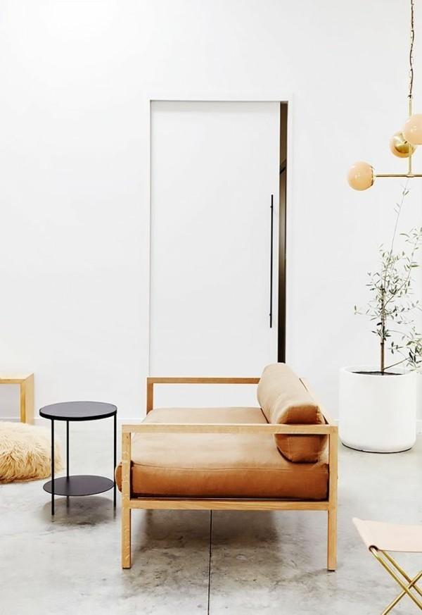 Japandi Wohntrends 2020 neutrale Farben Inneneinrichtung Ideen