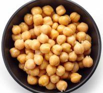Kichererbsenmehl: gesundheitliche Vorteile und ein Rezept für Pfannkuchen