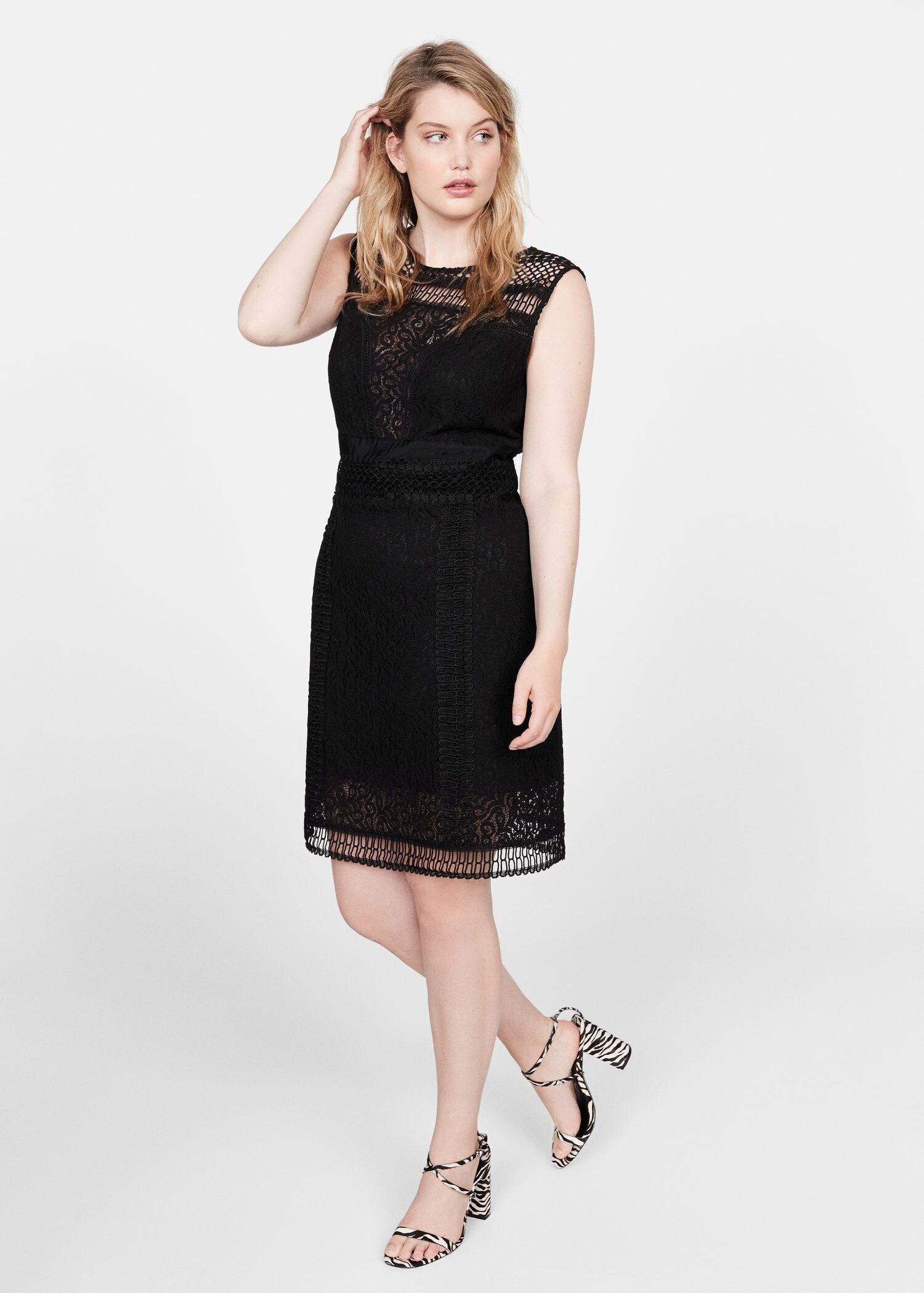 Kleine schwarze Kleider Trends Damen