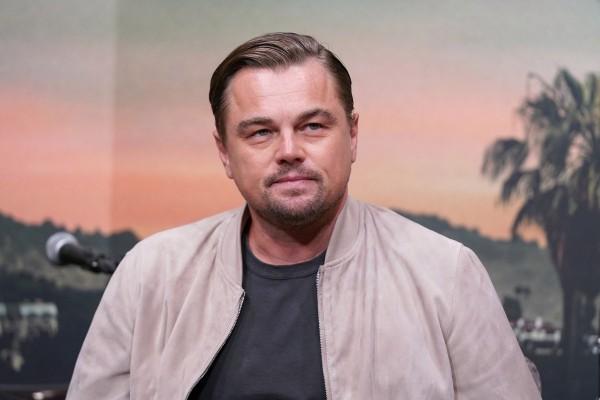 Leonardo diCaprio - tolle Landschaft