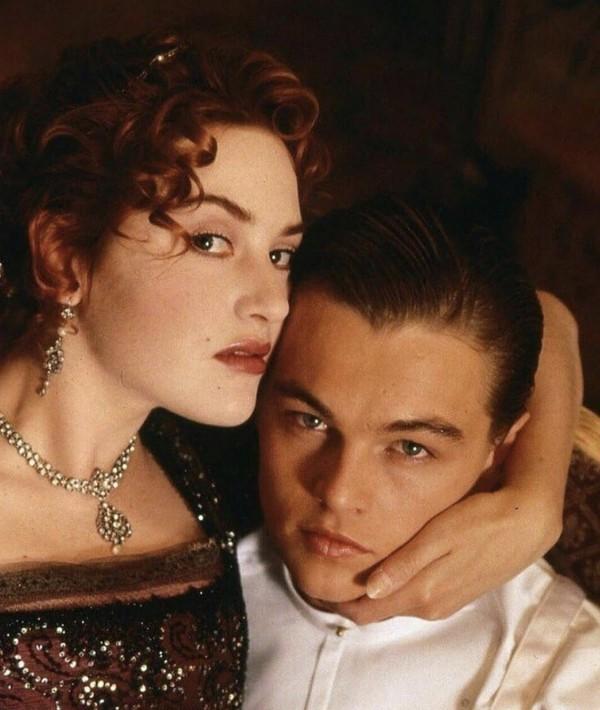 Leonardo diCaprio - tolle Szene aus Titanik