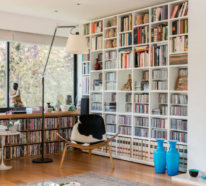 Moderne Hausbibliothek  – ein Muss im Zeitalter der Digitalisierung