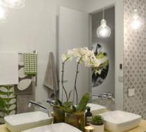 Modernes Licht im Bad – viele kreative Ideen, die Sie bestimmt mögen