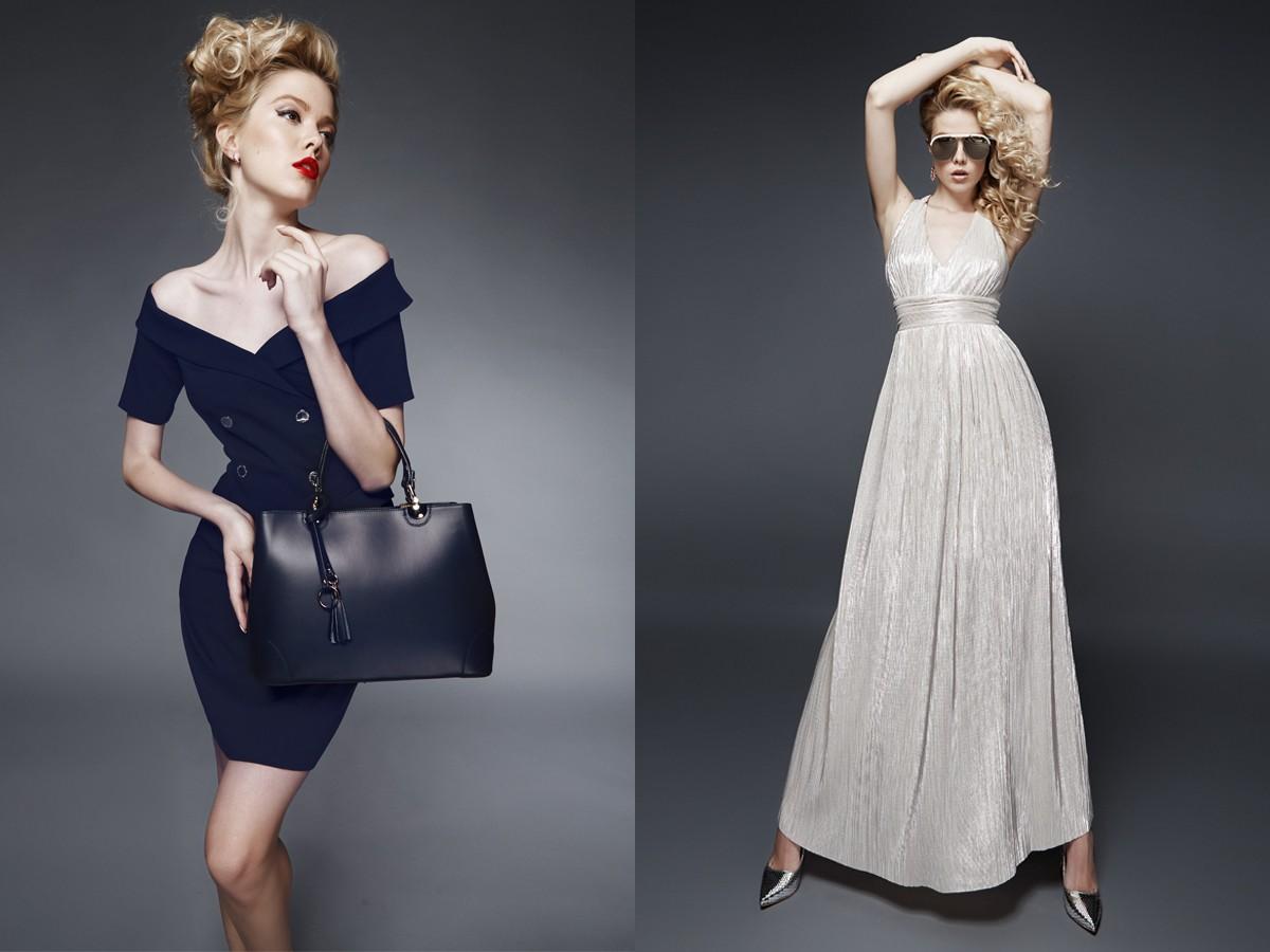 Modetrends Damen Ideen für Kleider