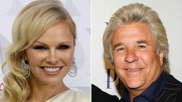 Pamela Anderson Jon Peters Promi Hochzeit