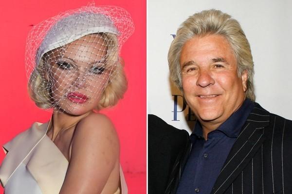 Pamela Anderson und Jon Peters zusammen