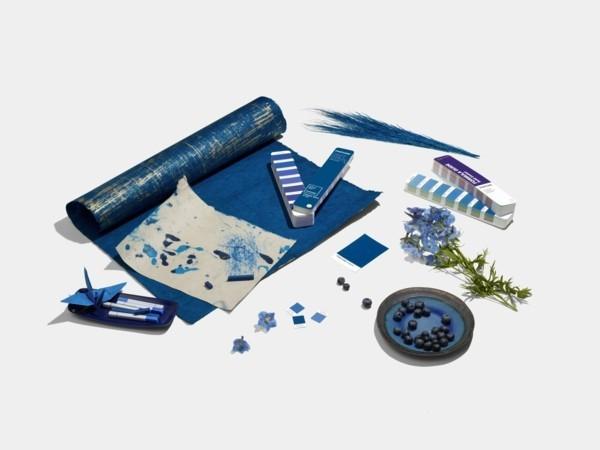 Pantone Farbe des Jahres 2020 klassisches Blau