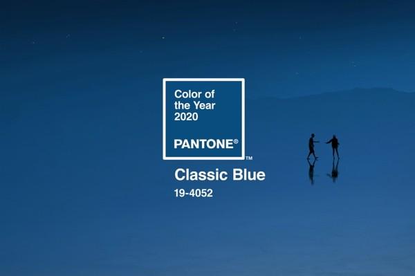Pantone Farbe des Jahres 2020
