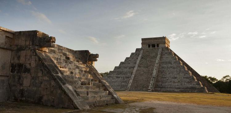 Reiseziele 2020 Chichén Itzá Mexiko historische Ruinenstätte zieht Touristen an