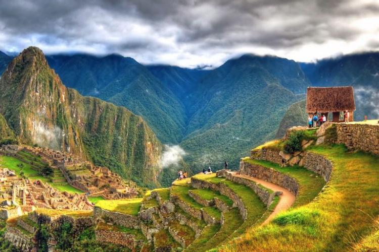 Reiseziele 2020 Machu Picchu die verlorene Stadt der Inkas Peru