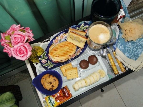 Süße Leckereien Valentinstag Frühstück