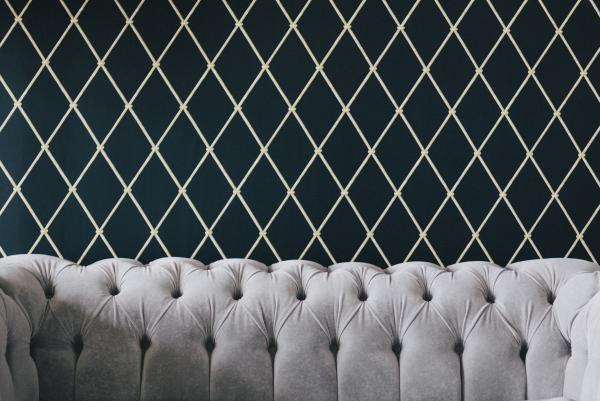 Tapeten abmachen Tipps und Tricks - Sofa