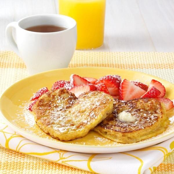 Valentinstag Frühstück DIY selber machen