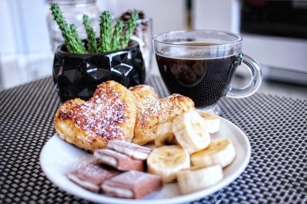 Valentinstag Frühstück - Ideen für den Kaffee
