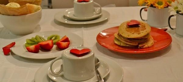 Valentinstag Frühstück Ideen zum Frühstück