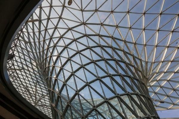 bionik beispiele architektur fiera milano rho messe