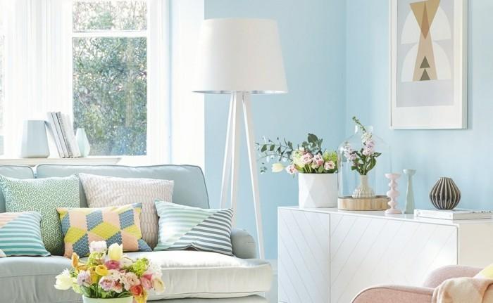 blautöne bleached coral pantone farbe 2020