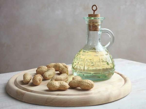 erdnüsse gesund erdnussöl
