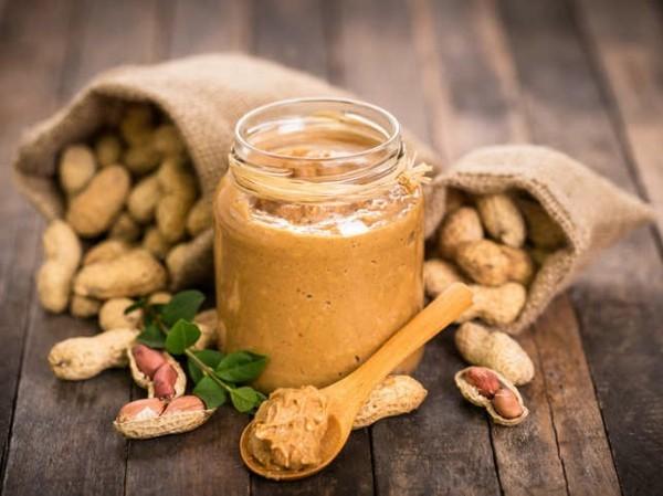 erdnussbutter selber machen erdnüsse gesund