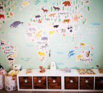 Do it yourself: Kinderzimmer gestalten mit Saris Garage