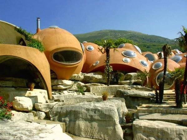 le palais bulles frankreich blasenhaus bionik beispiele architektur