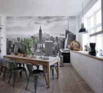 Fototapete anbringen – So verleihen Sie Ihren Räumen ein einzigartiges Flair