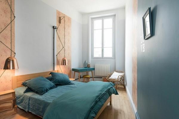 modernes kleines gästezimmer einrichten