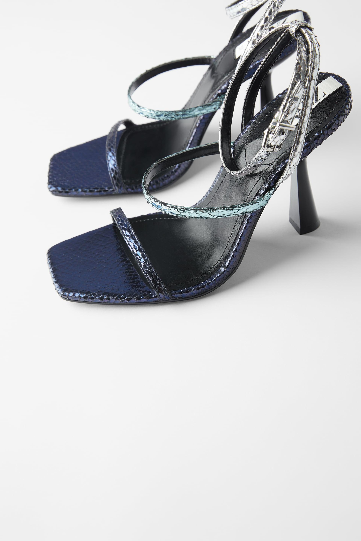 quadratische Schuhe - Trends Mode