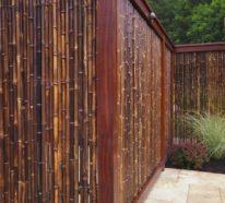 Der Bambuszaun – nachhaltiger Sichtschutz mit fernöstlichem Flair