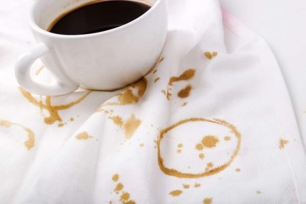 stoffe reinigen ideen kaffeflecken entfernen