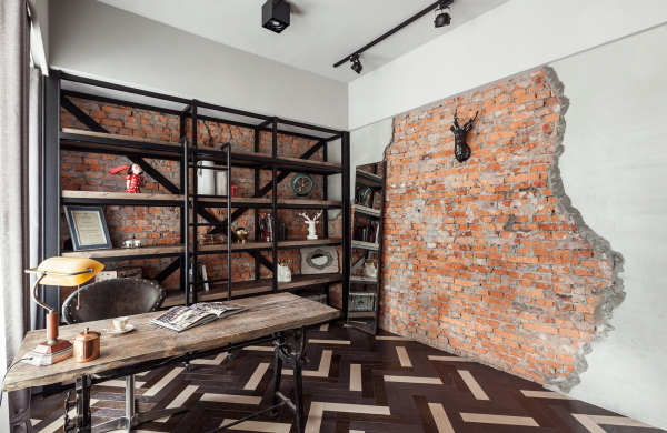 Akzentwand Wohnzimmergestaltung Wohnung einrichten