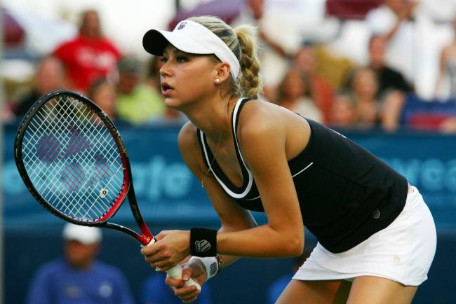 Anna Kournikova schwanger mit Enrique Iglesias bekannte russische Tennisspielerin 10 Wochen lang Nummer 1 WTA Rangliste der Damen