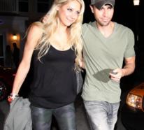 Baby unterwegs? Anna Kournikova und Enrique Iglesias erwarten Nachwuchs