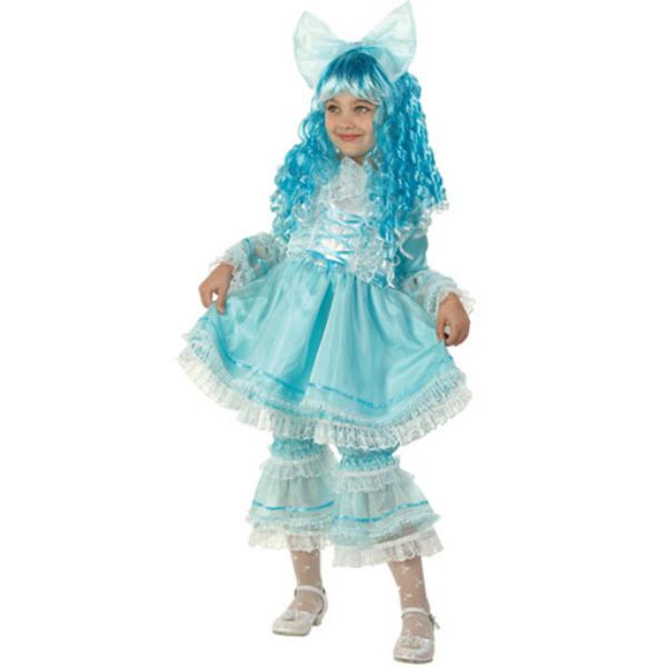 Blaues Kleid - Karnevalskostüme Ideen