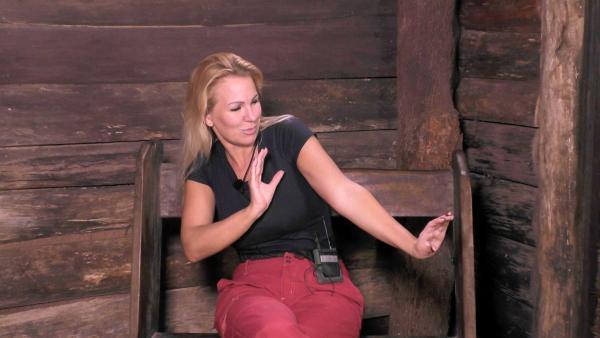 Η Claudia Norberg στην τηλεόραση - μεγάλη
