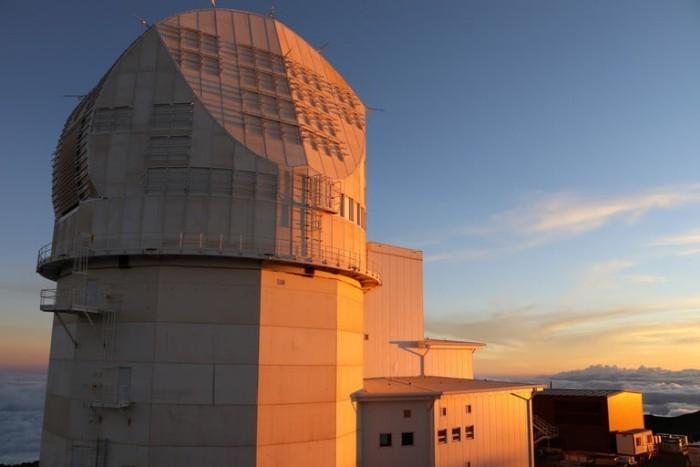 Das detaillierteste Foto, das je von der Sonne aufgenommen wurde sonnenteleskop in hawaii