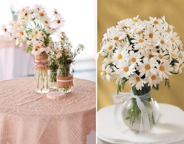 Frühlingsdeko im Glas Hochzeitsgestaltung - tolle Ideen