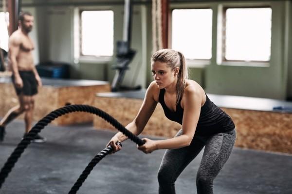 HIIT Workout Frauen Intervaltraining