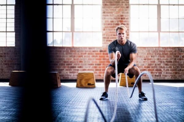 HIIT Workout Seilen Intervaltraining
