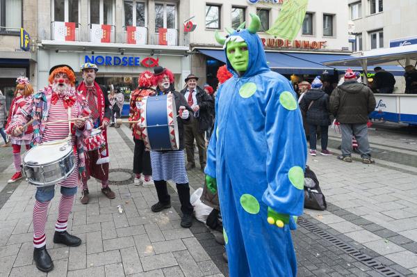 Karneval Köln Ideen Kostüme