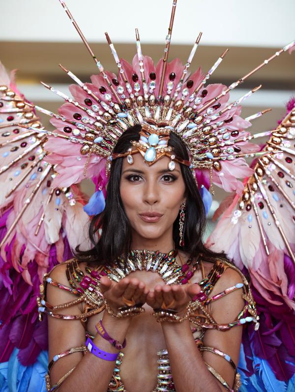 Karnevalskostüme Inspiration Rio