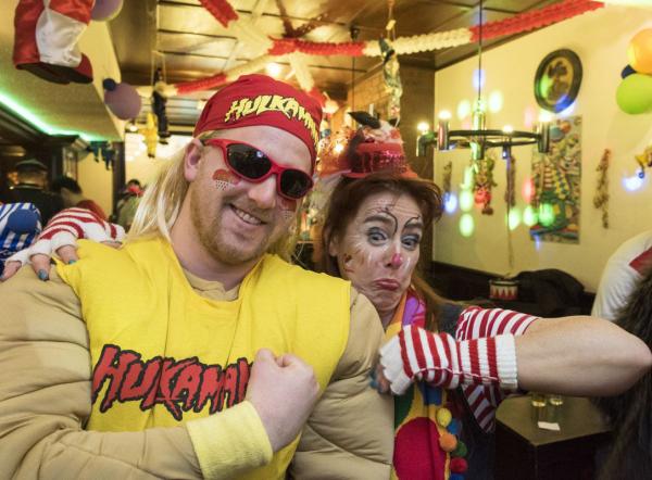 Karnevalskostüme Karneval in der NRW