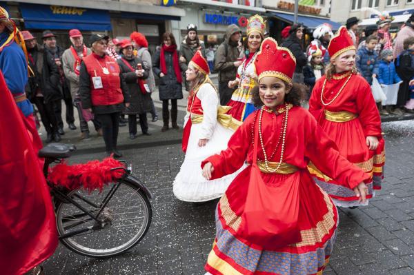Karnevalskostüme Kinder Ideen Winter