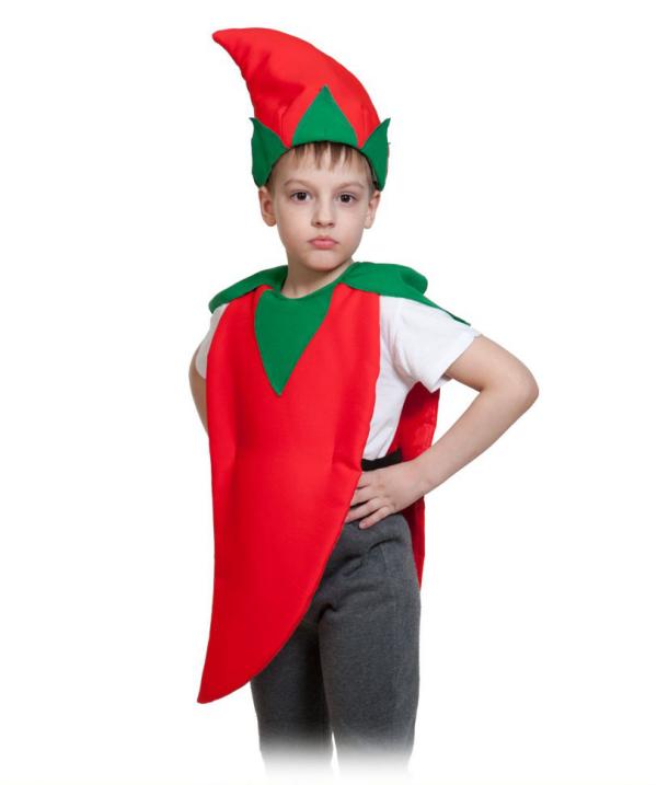Karnevalskostüme süßes Kind mit einem Kostüm