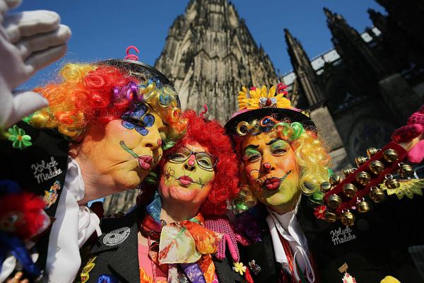 Karnevalskostüme - tolle Ideen fürs Karneval
