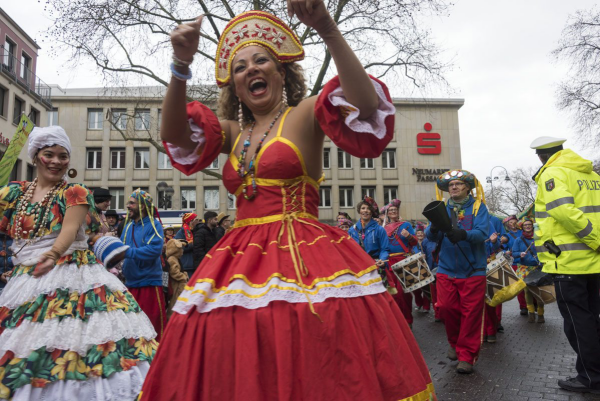 Karnevalskostüme - tolles Kostüm fürs Karneval