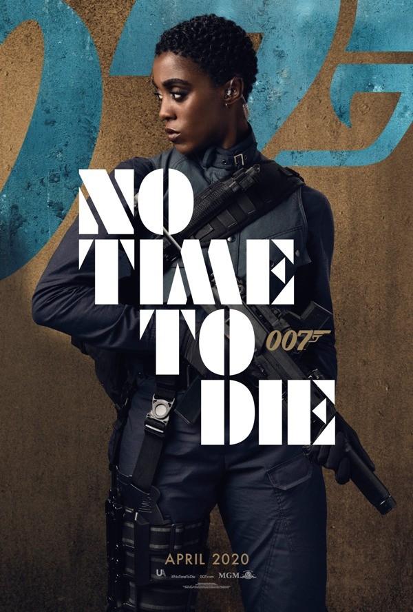 Keine Zeit zu sterben Alles, was wir über den 25. James Bond wissen agentin 007 lashana