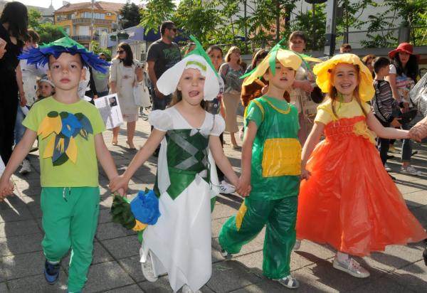 Kleine Kinder Karneval Ideen Karnevalskostüme