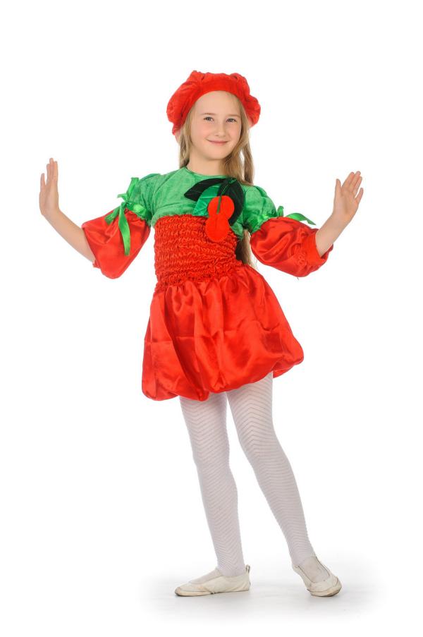 Kleine roten Kleider Karnevalskostüme